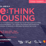 Design Nerd Jam 6.4 – re:THINK HOUSING